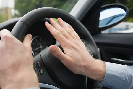 Image result for beeping horn in car