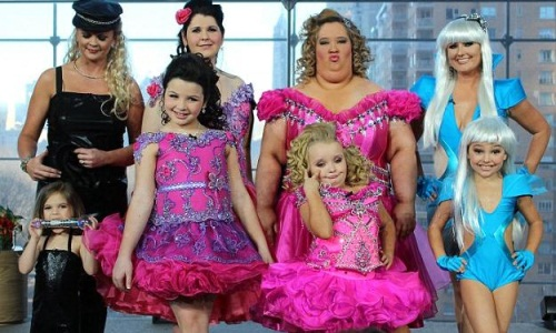 Honey Boo Boo Pageant