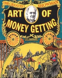 Art of Money Getting P T Barnum book cover
