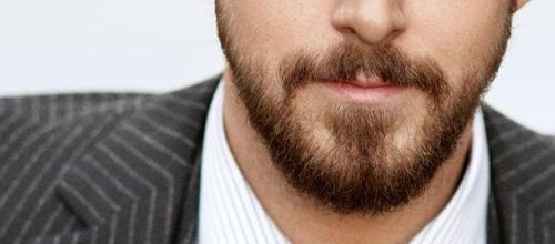 Dapper beard