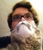 This is actually a cat, not a beard. Thanks, internet.