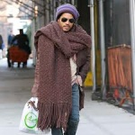 """""""This is the most practical scarf I ever had."""""""