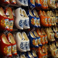 Lots of clogs hanging up